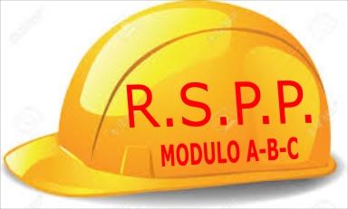 R.S.P.P. MODULO A-B-C